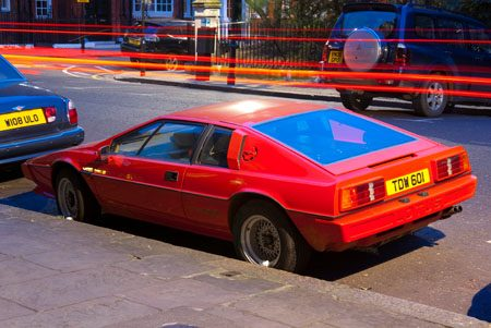 Lotus Esprit S3 - Foto: Jim Appelmelk