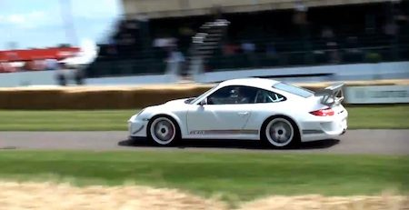 Goodwood 2011: GT3 RS 4.0