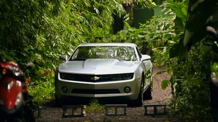 Chevrolet Camaro - Hawaii Five-0
