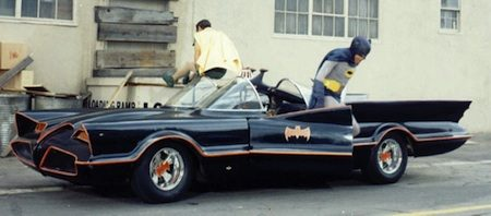 Lincoln Futura - Batman
