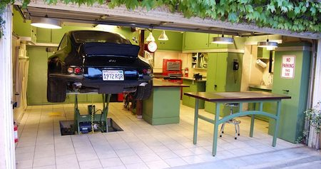 Betaalbare droomgarage is betaalbaar for Cost to build a double car garage