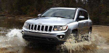 Jeep Compass, binnenkort verleden tijd