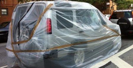 Aparte clearcoat voor je Land Rover