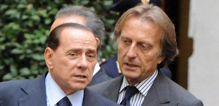 Luca en Silvio in catfight