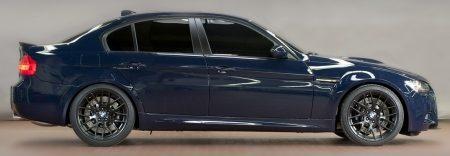 Splitter voor, spoiler achter - BMW E90 M3 CSL