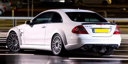 Mercedes CLK63 AMG BS