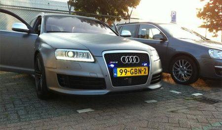Audi RS6 MTM RS6R Afrojack