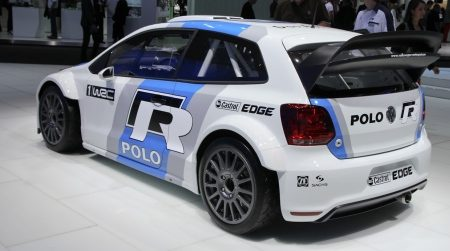 Volkswagen Polo R-g breed