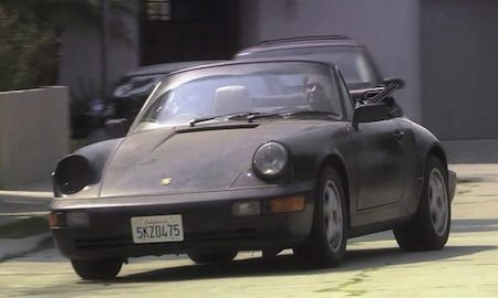 Porsche 911 - Californication