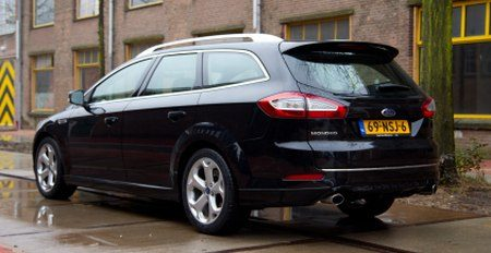 Ford Mondeo 2011 Related Posts