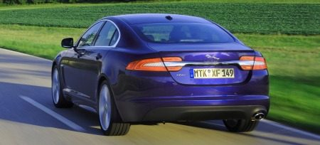Jaguar XF 2.2 D