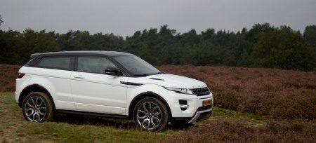 Range Rover Evoque SD4