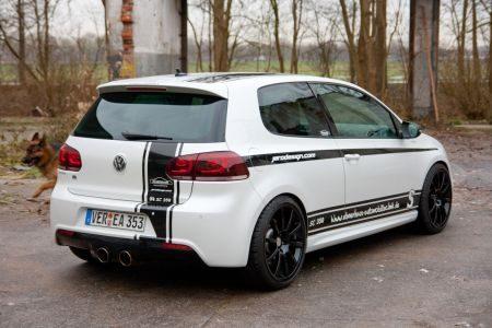 Volkswagen Golf R Sportec SC350