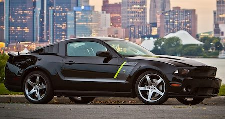 Roush Mustang Hyper Series