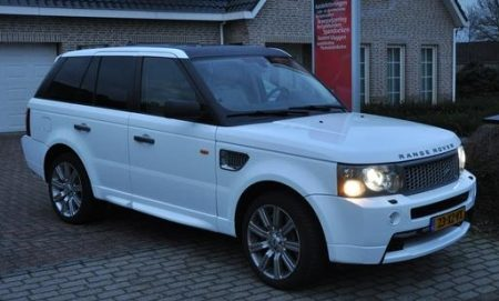 photo of Laurens Ten Dam Range Rover - car