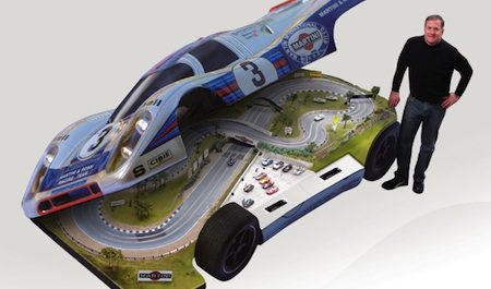 Porsche 917-speelgoed