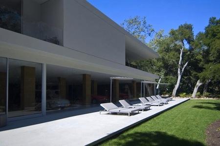 moderne villa te Californië