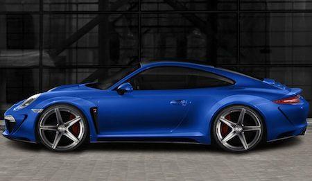 Dit doet TopCar met de nieuwe Porsche 911 Carra 4/4S