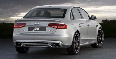 ABT AS4 B8 facelift
