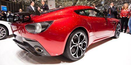 Aston Martin V12 Zagato @ Geneve 2012