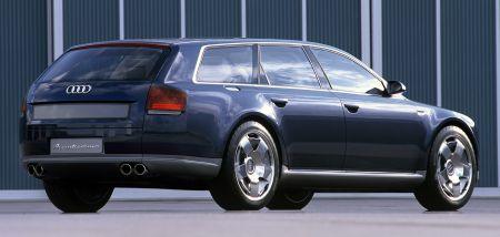 Audi Avantissimo Concept (2001)