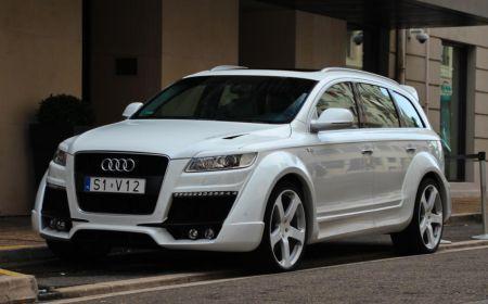 Audi Q7 V12 TDI PPI ICE GT