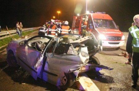 Seat Ibiza crash - Foto: Hendrik De Rycke