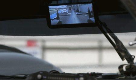 Audi-cameraschermpje