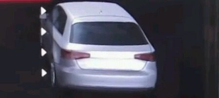 2012 Audi A3 lekplaatje
