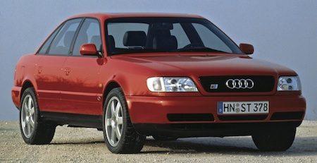 Audi S6 C6 sedan