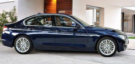 BMW 3 Serie in Luxury Line - niet de 320i EDE