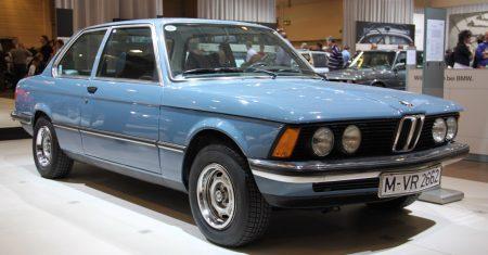 BMW 320 Automatic 1976