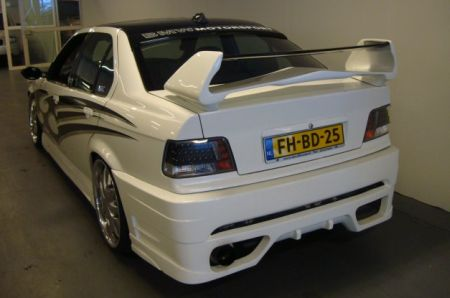 BMW 325i Sjonnie tuning