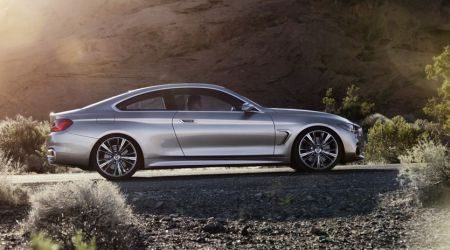 BMW 4 Serie Coupe Concept