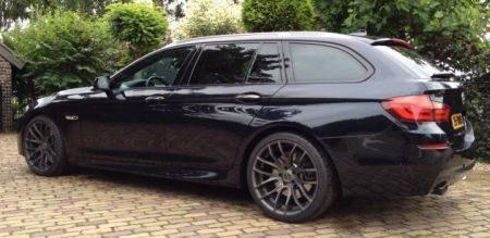 BMW 535d Touring Breyton velgen