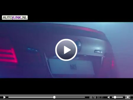 BMW M5 M Performance Edition - Video