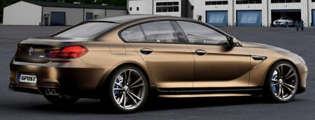 BMW M6 Gran Coupe impressie - Wildspeed