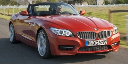 BMW Z4 Facelift 2013