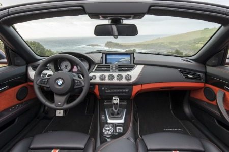 BMW Z4 E89 Facelift-interieur