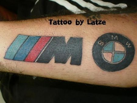 Top 10 Bmw Tattoo S Autoblog Nl