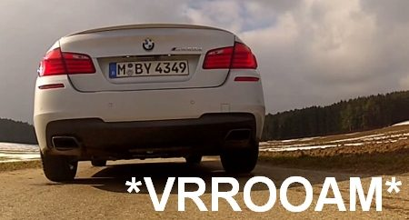 BMW Diesel Performance!