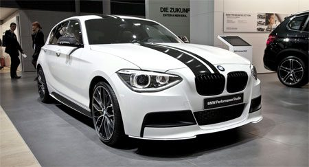 BMW Performance 1 serie