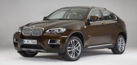 BMW X6 E71 facelift