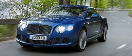 Bentley Continental GT Pep