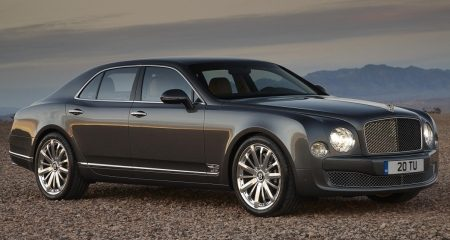 Bentley Mulliner Driving Spec