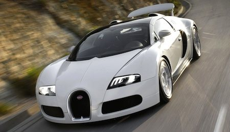 It's coming: Bugatti Veyron Grand SuperSport
