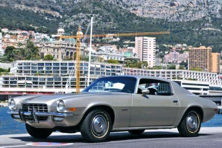 Chevrolet Camaro Prins Reinier Monaco