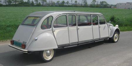 Citroën 2CV Limousine