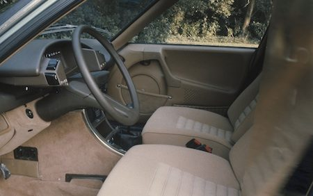 Citroen CX interieur