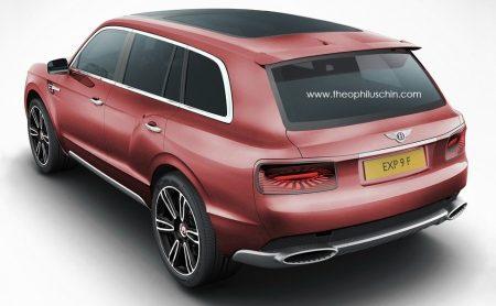 Bentley EXP 9 F as it should be